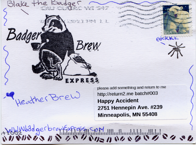 Badger Brew Express