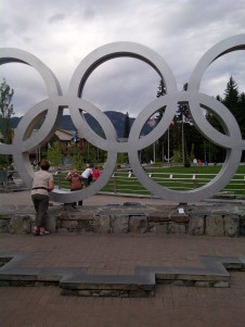 #05 Olympic Rings, Whistler