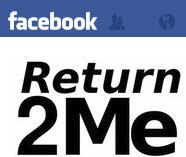Return 2 Me on facebook