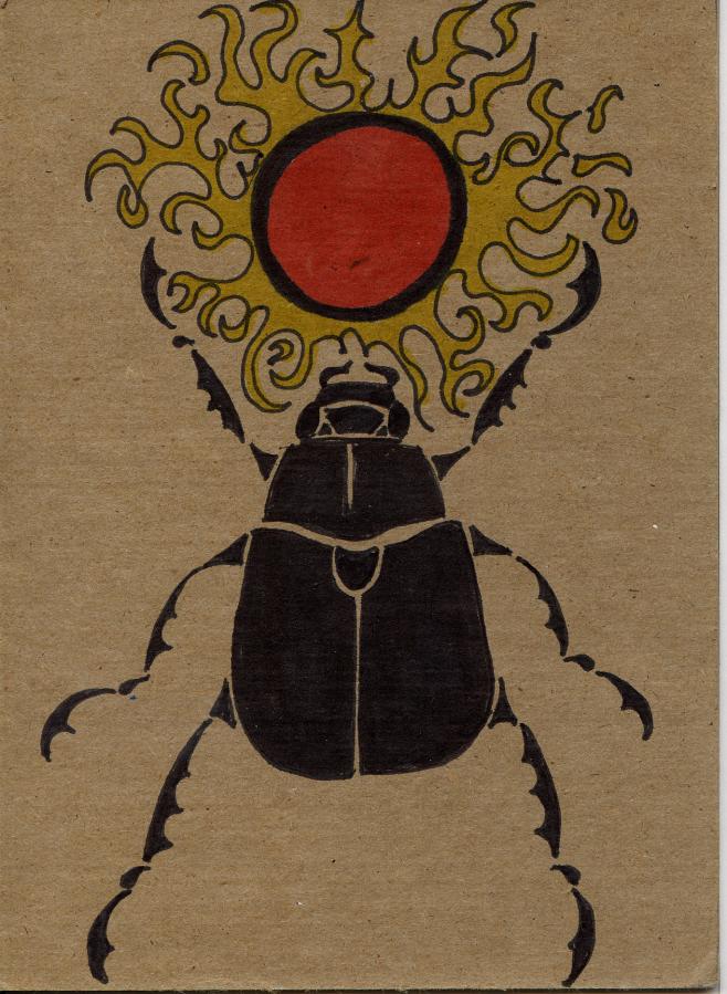 07 Scarab Sun