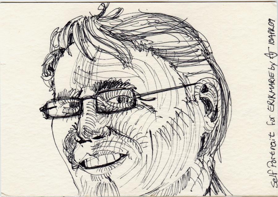 04 Self Portrait