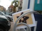 menton sign near cassino