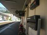 menton train station